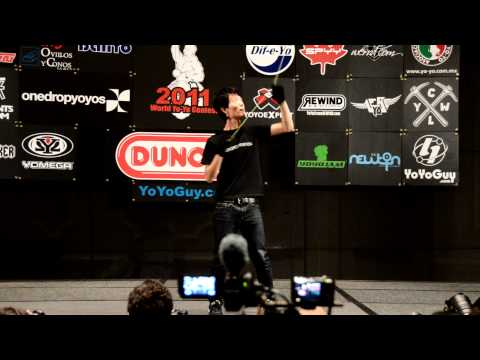 C3yoyodesign present: World Yoyo contest 2011 1A 6th - Tatsuya Fujisaka
