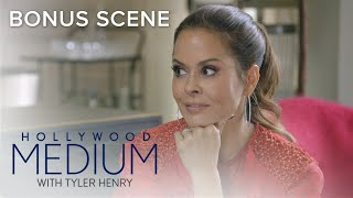 Tyler Connects to Brooke Burke-Charvet's Biological Father | Hollywood Medium With Tyler Henry | E! - EENTERTAINMENT