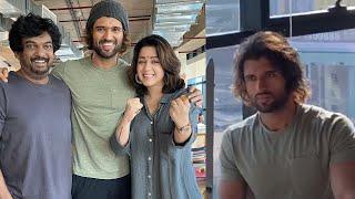 Vijay Devarakonda's Fighter Movie Opening Video | Puri Jagannadh | Charmi | TFPC - TFPC