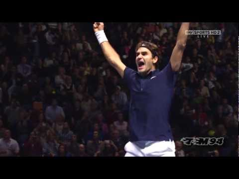 Roger Federer - Super Slow Motion I (HD)