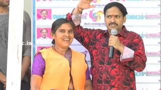 Venu Madhav Speech at Telugu Film Industry Swachh Hyderabad - TFPC