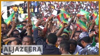 🇪🇹 Ethiopia: Grenade attack caused blast at rally for PM Abiy Ahmed | Al Jazeera English - ALJAZEERAENGLISH