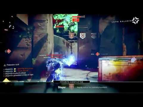 Destiny 2 Forsaken: Light em up!!! #MOTW