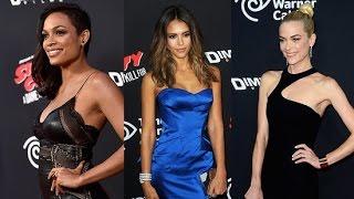 Jessica Alba Gets Her Stripper Moves From Beyoncé? - POPSUGARTV