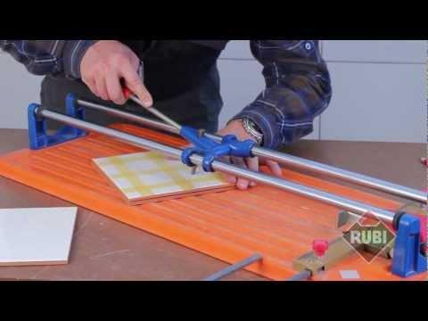 Cortador cerámica TS - TS Tile cutter