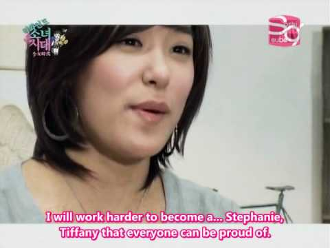 MTV SNSD EP 5 - Tiffany