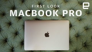 Apple MacBook Pro 2018 First Look - ENGADGET