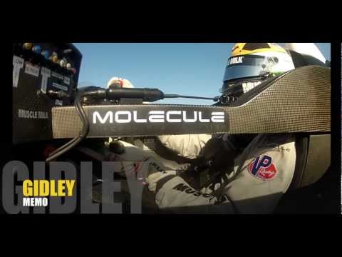 GoPro HD: LAGUNA SECA ALMS LMPC Memo Gidley Mike Guasch