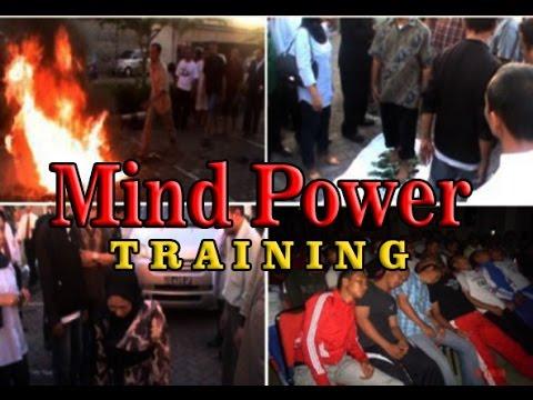Pelatihan Mind Power Hipnotis | Pertama di Indonesia