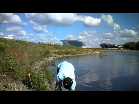 ловля на реке казанка