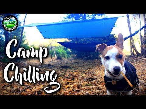 Day Camp - Hammock, Tarp and Chill in the Woods!
