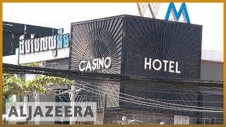 🇨🇳🇰🇭 Chinese investment brings casinos to Cambodia | Al Jazeera English - ALJAZEERAENGLISH