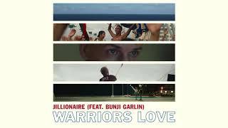Jillionaire Feat. Bunji Garlin - Warrior For Love ( 2017 )
