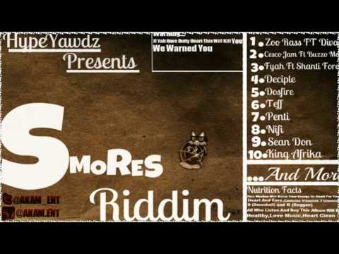 Penti Ft. Nificent - Nah Stop Smoke [Smores Rhythm Riddim] July 2012