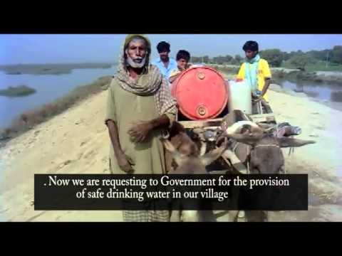 Safe Drinking Water situation in Taluka K NShah , Dadu