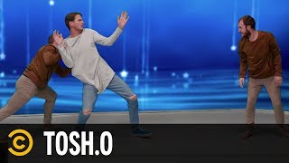 Contemporary Dance - Tosh.0 - COMEDYCENTRAL