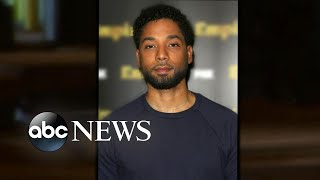 'Empire' star Jussie Smollett charged in alleged racist attack case - ABCNEWS