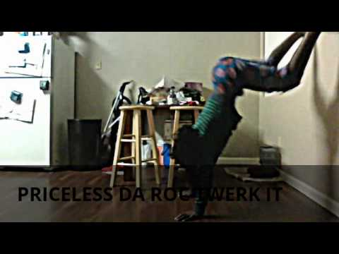 PRICELESS DA ROC TWERK IT