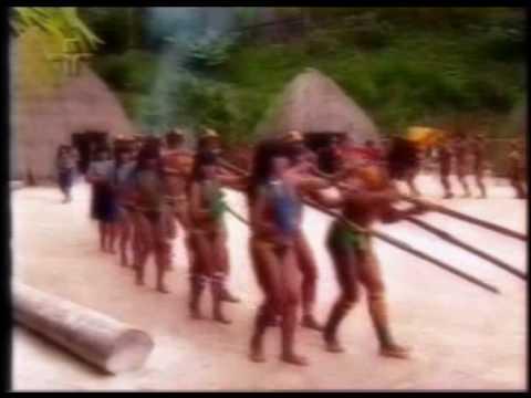 Intercâmbio Cultural Índios do Xingu na Toca da Raposa - SP