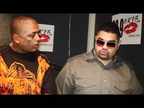 "Heavy D ""Heavy D�s Last Interview W/ 93.9 WKYS"" Video"
