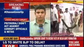 #ChavanCoverUP: Who benefitted from Chavan's silence? - NEWSXLIVE