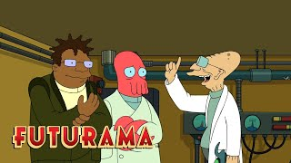 FUTURAMA | Season 6, Episode 15: Dirty Money | SYFY - SYFY