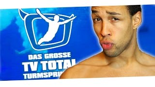 TV Total Turmspringen - SIMON DESUE ♛