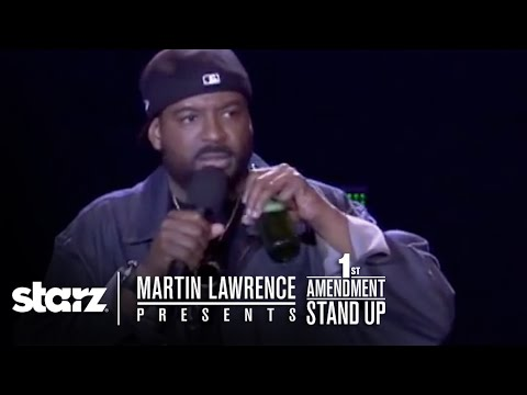 Martin Lawrence 1st Amendment Stand Up: TALENT