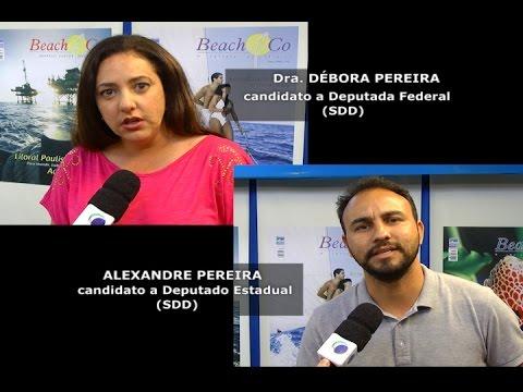 TV Costa Norte - Candidatos a Deputada Federal e Estadual apresentam seus projetos no Café da Manhã