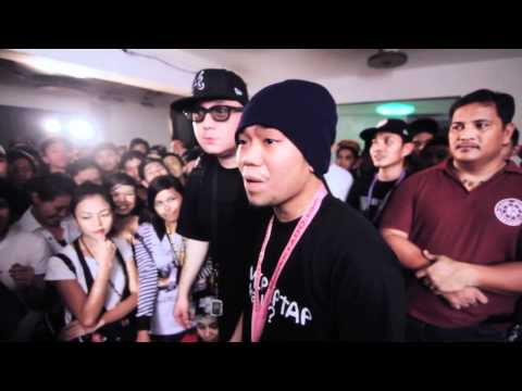 FlipTop - Harlem vs Badang