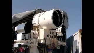 بالفيديو والصور.. «البحرية» الأمريكية تبدأ استخدم أول «سلاح ليزر» في الخليج  | المصري اليوم