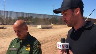 VOA at the US-Mexico Border - VOAVIDEO