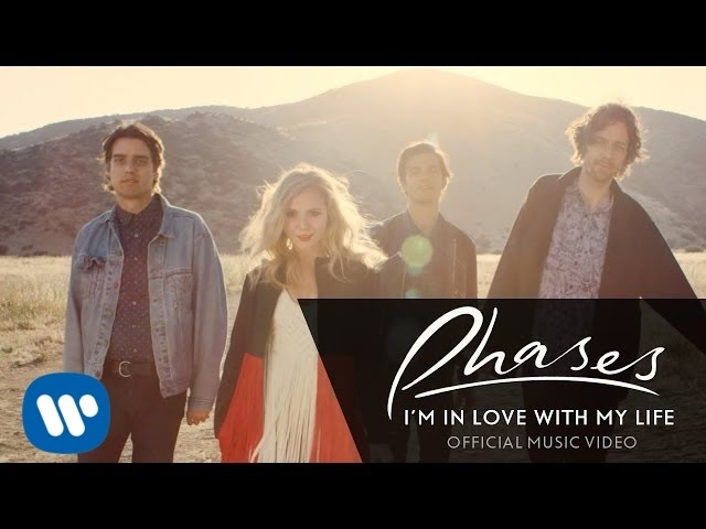PHASES - I'm In Love With My Life