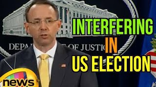 Thirteen Russians charged with interfering in US election | Mueller investigation | Mango News - MANGONEWS