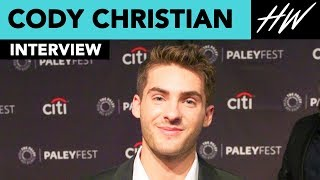 "Cody Christian Opens Up About New Role On ""All American"" 