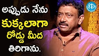 Director Ram Gopal Varma's Relationship With Money | Ramuism 2nd Dose - IDREAMMOVIES