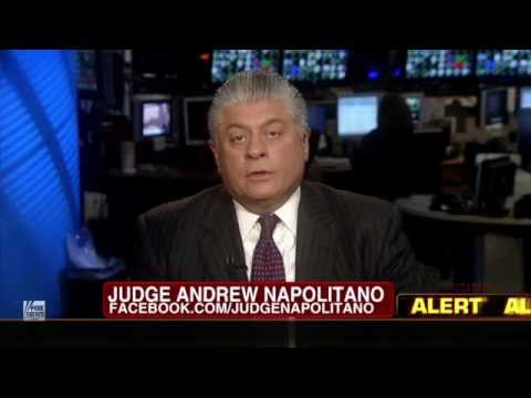 Judge Napolitano Day 2 Analysis of Supreme Court Health Care Debate 1/2
