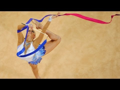 Rhythmic Worlds 2011 Montpellier - All Around Finals - Group A - rank 1-12 - We are Gymnastics!