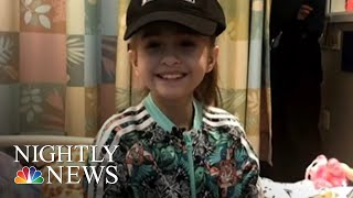 'I Haven't Felt This Free In A While:' Talks About Life-Saving Transplant   NBC Nightly News - NBCNEWS