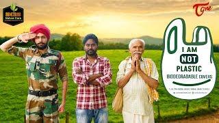 I AM NOT PLASTIC | Latest Telugu Short Film 2019 | TeluguOne - TELUGUONE