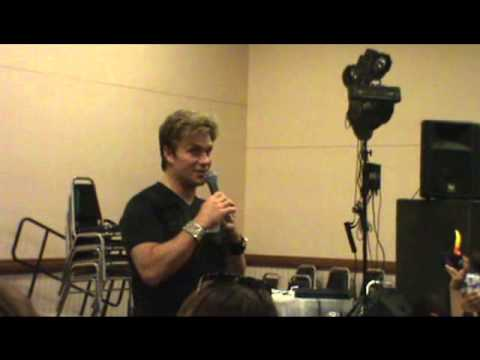 Vic Mignogna Panel - 