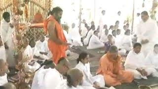 Yoga Guru Ramdev to give 'deeksha' to 85 religious scholars - TIMESOFINDIACHANNEL