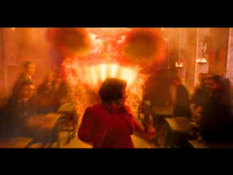 Funny Weasley Scene #13 | The Weasleys Fireworks
