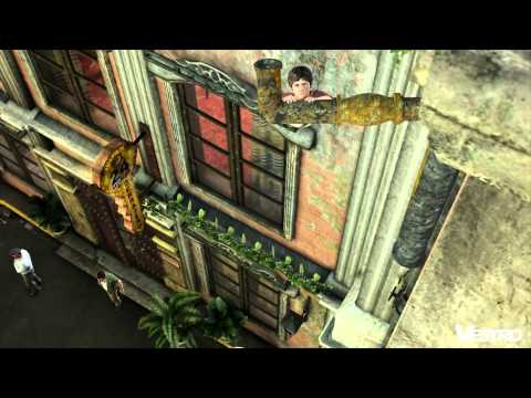 Uncharted 3 Walkthrough Chapter 2 (HD 1080p)