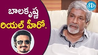 బాలకృష్ణ రియల్ హీరో - Cinematographer S Gopala Reddy | Koffee With Yamuna Kishore - IDREAMMOVIES