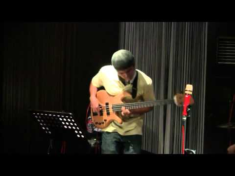 Tompi ft. Idang Rasjidi - Ain't No Sunshine @ Mostly Jazz II 08/10/11 [HD]