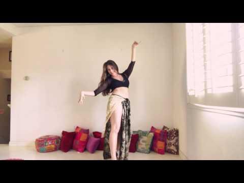 Lebanese Belly Dance to Amina El Hantour by Jacqueline - اتفرج دوت كوم