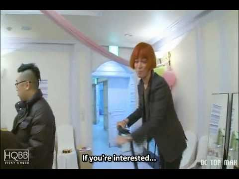 (ENG) TOP wants a boyfriend (with his orange hair)