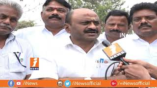 Challa Dharma Reddy Face To Face On His Victory in Parakala | TS Assembly Polls 2018 | iNews - INEWS