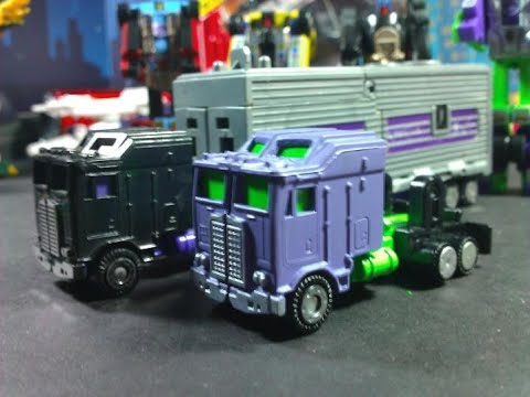 Generation two Menasor Stunticons